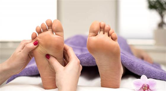 Reflexology for Infertility